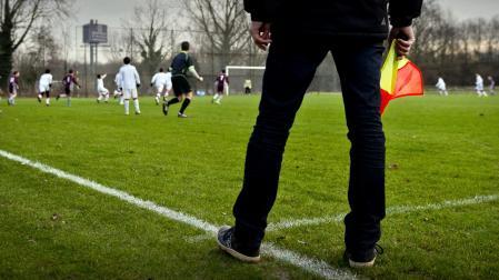 scheidsrechtersbal-grensrechter